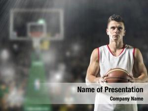 Basketball basketball player portrait