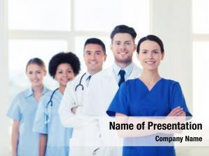 People hospital, profession, medicine concept