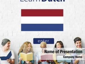 Language learn dutch online education