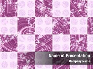 Pattern grunge seamless circles squares