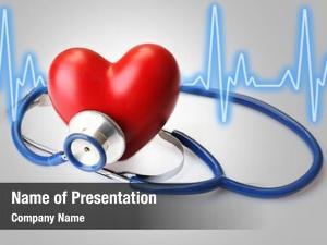 Cardiogram stethoscope heart