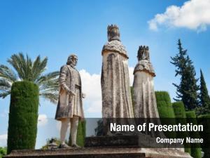 Kings statue christian ferdinand isabella