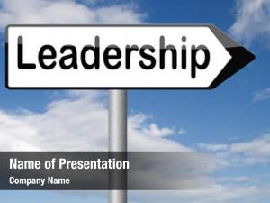 Team leadership follow leader success