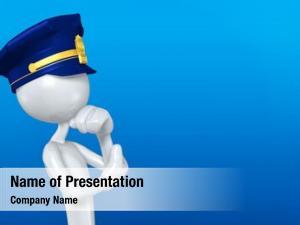 Original police powerpoint theme