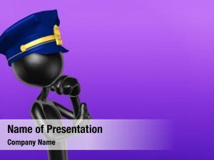 Original police powerpoint background
