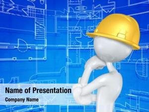 Original construction powerpoint theme