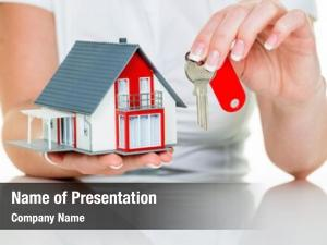 House agent property key