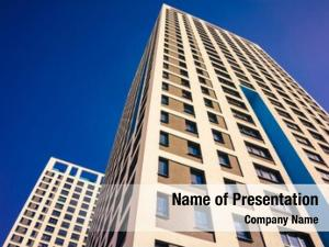 Condominiums ppt template