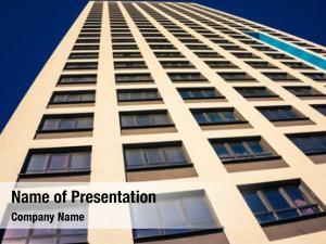 Residential condominiums high rise