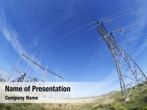 Electrical high tension tower high