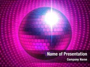 Sphere pinky disco
