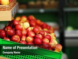 Market basket apples