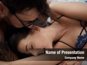 Bedroom moment ecstasy – young