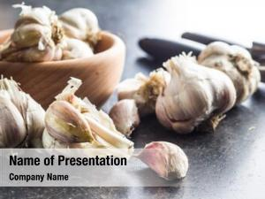 Garlic fresh garlic presser