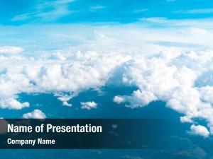 Sky clean air plane