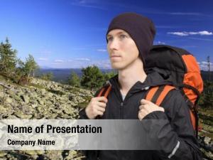 Adventure mountain tourism