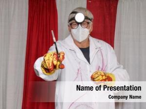 Dentist haunted circus