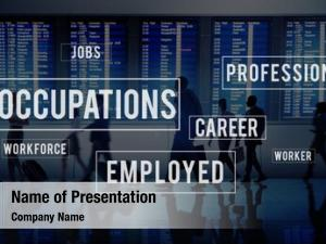 Employment occupations career recruitment position