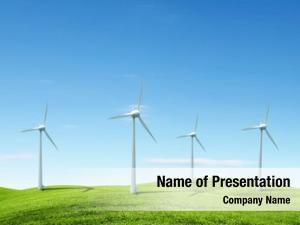 Windmills group energy producing