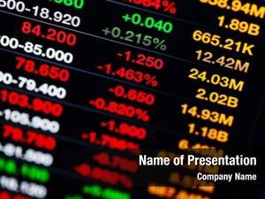 Data stock market