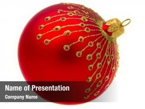 Decoration close christmas