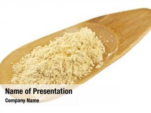 Powder maca root (nutrition supplement