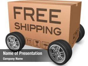 Package free shipping delivery web
