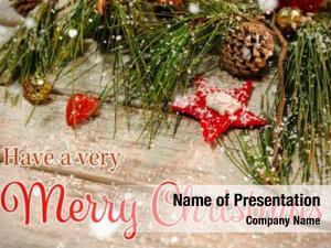 Against christmas card christmas ornament