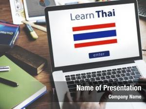 Language learn thai online education