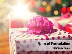 Presents christmas holidays