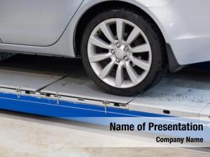 Transport maintenance auto service