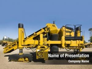 Construction heavy duty building equipment
