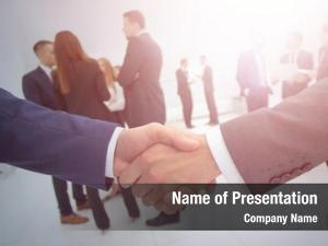 Associates business business handshake