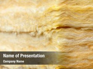 Mineral wool or