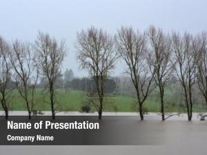 Disaster flood natural