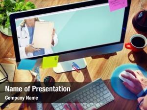 Healthcare digital online medicine doctor