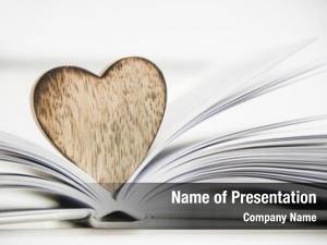 Concept love reading close