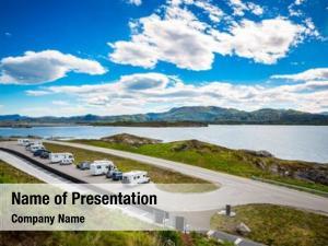 Ocean norway atlantic road atlantic