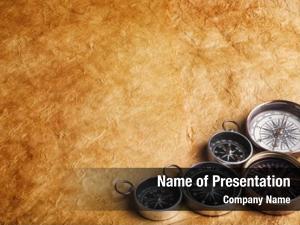 Paper compasses vintage