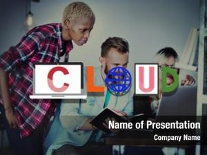 Computing cloud cloud technology online
