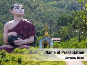 Huge burmese