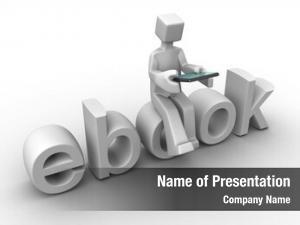 Ebook technology digital concept