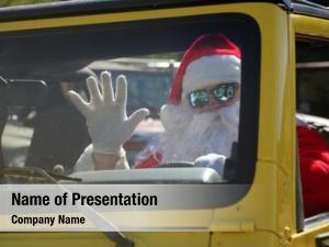 Christmas smiles santa claus