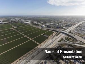 Ventura aerial view 101 freeway