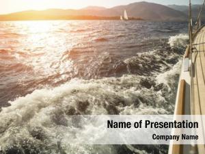 Overboard, yacht, sea sailing regatta