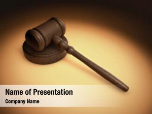 Judge gavel with lawyers
