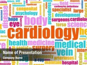 Medical cardiology concept cardiologist