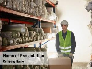 Packager warehouse worker package warehouse
