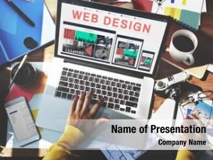 Software web design technology layout