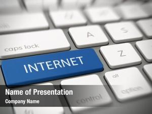 Concept internet online white text